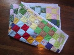 Picture of How to Sew a Quilt! (quilting 101)