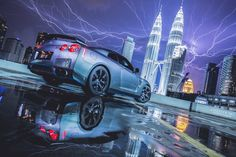 Godzilla is back !  NISSAN  GTR35 with Malaysia GTR Club  photo by Chester Ng