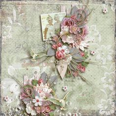 Collections :: P :: Para Siempre by Valentina's Creations :: Para Siempre {Kit}