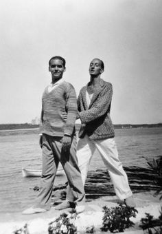 Federico Garcia Lorca  Estate 1927 a Cadaqués con Salvador Dalì.