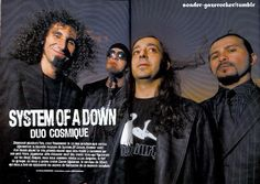 System Of A Down John Dolmayan, Armenian American, System Of A Down, Rock Bands, Equality, Singer, Album, Nirvana, Music