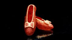 Most Expensive Shoes - The Ruby Slippers from the House of Harry Winston - $3,000,000