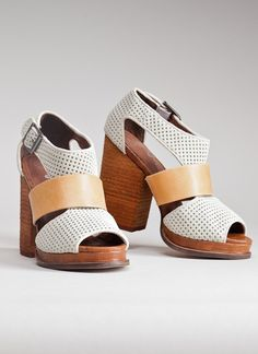 Relay clogs by Jeffrey Campbell
