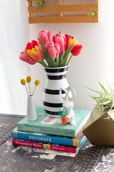 Tulips for spring