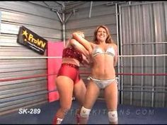 Women's Wrestling, Pro Wreslting. Visit: http://www.SteelKittens.com Fire vs. Raquel for the Steel Kittens Belt. See this entire match here: http://store.steelkittens.com/show_item.asp?Category=1&ItemID=3224