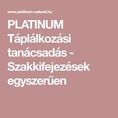 Szakkifejezések jelentése a kutyatápok címkéjén - Platinum Natural
