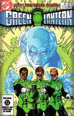 Green Lantern (1960) #185