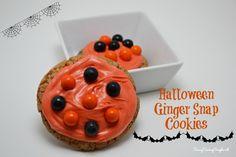 Roundup: Fun & Clever Halloween Sweets & Treats #halloween #cookies