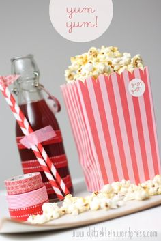 Fun idea for Movie night.