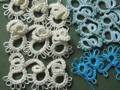 YouTube Tatting, Collars, Crochet Earrings, Pattern, Needlework, Youtube, Needlepoint, Embroidery, Necklaces