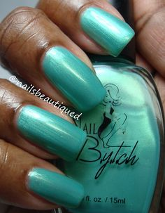 Nail the B.y.t.c.h (Be Your True Creative Heroine), Caught In Candy   http://nailsbeautiqued.blogspot.com