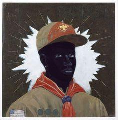 """El arte de la """"negritud invisible"""" de Kerry James Marshall se despliega en el Reina Sofía - 20minutos.es"""