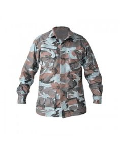 Na Use Militar você compra Gandola Combate Camuflada Urbano de ótima qualidade. Confira nossas ofertas!