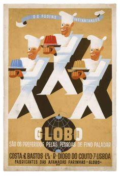 Pudins Globo