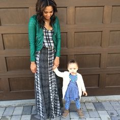 Like what you see⁉ Follow me on Pinterest ✨: @joyceejoseph ~   Ayesha Curry and baby Riley Curry