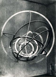 Alexander Rodchenko, Hanging Sculpture, 1920 / Sacred Geometry <3