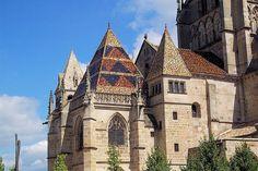 La Cathédrale Saint-Lazare d'Autun : Les plus belles cathédrales de France - Linternaute