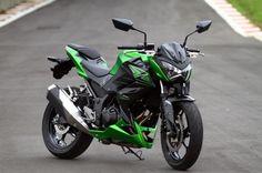 Kawasaki Z300 começa a ser vendida em julho por R$ 17.990 - Duas Rodas - Notícias, Testes, Vídeos e Lançamentos de Motos