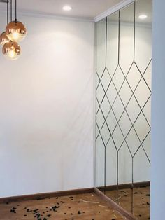 Mirror Panel Wall, Mirror Bed, Mirrors, Styrofoam Wall Art, Glass Design, Wall Design, Medical Office Decor, Bedroom Tv Wall, Modern Tv Wall Units