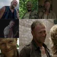 Michael Rooker as Merle Dixon Walking Dead Pictures, Walking Dead Tv Show, Michael Rooker, Dead Pics, Daryl And Rick, Yondu Udonta, Merle Dixon, Daryl Dies, True Detective