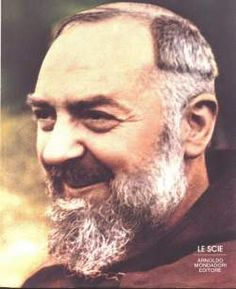 St. Padre Pio is one of the most loved modern saints. From humble beginnings, this man of ill health was a warrior for God. He offered up the sufferings of his life for all sinners and frequently was visited by visions, both from God and the devil. He heard confessions for long hours and converted many sinners. Early on he received the stigmata, which means he suffered the same wounds that Jesus did on the cross.  His feast day is September 23rd.