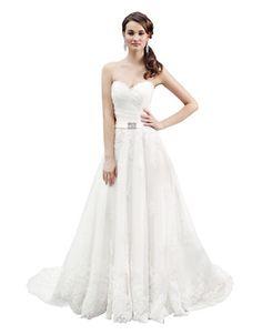 Brands | Wedding Gowns | Kalea A-Line Gown | Hudson's Bay Hudson Bay, Fantasy Wedding, A Line Gown, Henry Roth, One Shoulder Wedding Dress, Wedding Gowns, Bridal, Inspiration, Weddings