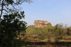 When visiting Sigiriya, the Lion Rock, we left out some of the things to see because we did not feel up to it. However, at the end of the day we were rather satisfied with our athletic performance