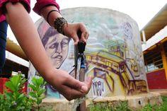 Escola de Ceilândia usa projeto universitário para reaproveitar água da chuva | JBr.