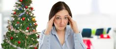 Don't let holiday stress take a toll on you heart: 3 consistent stress reducers will also help with depression and weight gain.