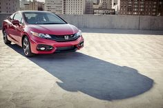 We are certain, without a shadow of a doubt, that the Civic Si is the car for you.