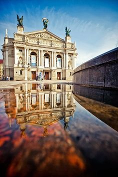 Beautiful World : The Beautiful City of Lviv, Ukraine