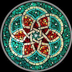 celtic mosaic - Google Search
