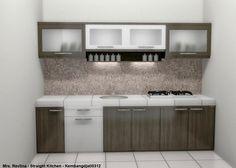 Harga U0026 70 Model Gambar Kitchen Set Minimalis   Memiliki Dapur Yang Rapi,  Bersih,
