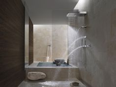 Vertical Shower / Bad  Spa / Dornbracht
