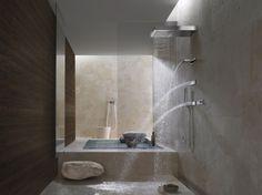 Vertical Shower / Bathroom & Spa / Dornbracht