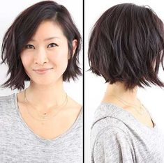 23.Cute-And-Easy-Short-Hair ~ Pelo-largo.com