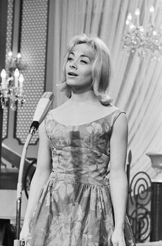 "Isabelle Aubret singing her winning song ""Un premier amour"" at the Eurovision Song Contest 1962  The Eurovision Song Contest 1962 was the seventh in the series. France won for a third time with the song ""Un premier amour"", performed by Isabelle..."
