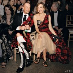 Vogue Daily — Sarah Jessica Parker in Alexander McQueen, 2006 at The Met Gala 2006