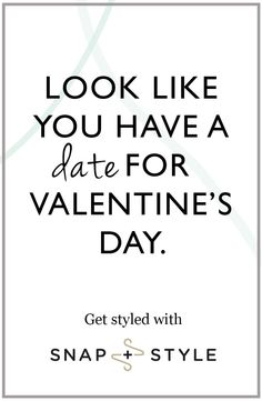 Show the world the best version of you! Get styled by a professional stylist now. Use clothing you already own or pieces you want to buy. It's fast and easy! Just sign up and get styled now! snapandstyle.com