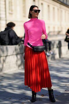 Paris Fashion Week Spring/Summer 2018: The best street style looks I FASHION QUARTERLY