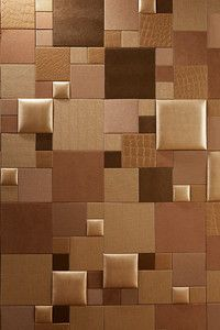 NappaTile Faux Leather Wall tile