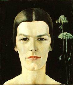 Self-portrait, Anita Ree