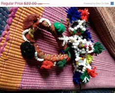 ON SALE 50 year Old Tribal Indian Decoration  lt 3 shop for good karma  supports 12ad8467d7