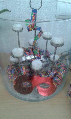 Majestic Fasching Cake, Desserts, Food, Candles, Tailgate Desserts, Deserts, Kuchen, Essen, Postres