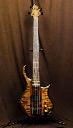 Warrior Custom Bass Guitar