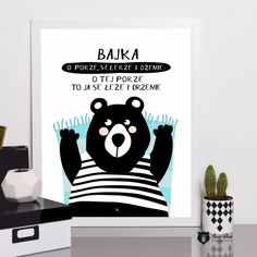 Original posters for your home ❤ autor SzastiPrast I Laughed, Kids Room, Positivity, Words, Children, Creative, Funny, Poster, Diy