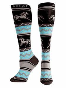 Ariat Apache Knee Socks A10011739
