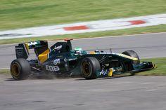 Heikki Kovalainen, Montreal 2011, Lotus T128