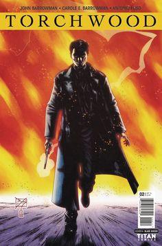 Titan Comics for October 19th, 2016