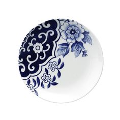 Plates Designer Tableware cheninspiration Discover the Loveramics Willow Love Story Side Plate - at Amara China Painting, Ceramic Painting, Ceramic Art, Pottery Painting Designs, Pottery Designs, Painted Plates, Ceramic Plates, Blue Pottery, Ceramic Pottery